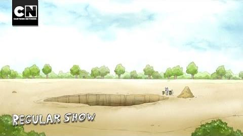Journey to the Bottom of the Crash Pit - Regular Show - Cartoon Network