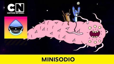 Gusano Espacial - Un Show Más - Cartoon Network
