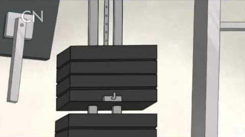 "Regular show ""power tower"" long preview HD"