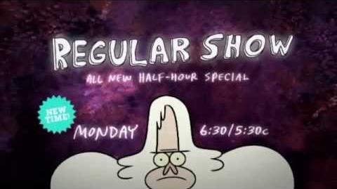 Regular Show - Skips' Story (Half Hour Special) Long Preview