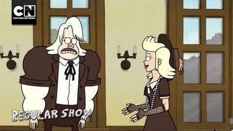 Klorgbane the Bully - Regular Show - Cartoon Network