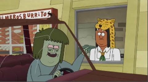 """Cartoon Network USA """"Regular Show"""" Preview - """"Every Meat Burritos"""""""