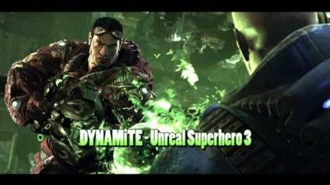 Digital Insanity - Unreal Superhero 3 (Keygen Song) HQ