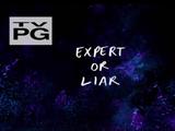 Experto o Mentiroso