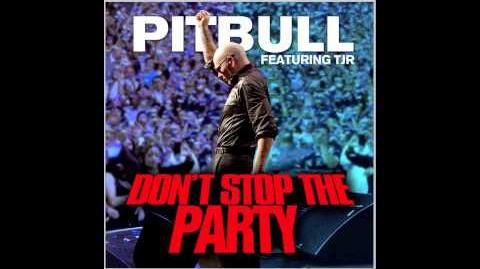 """""""Don't Stop The Party"""" - Pitbull ft"""