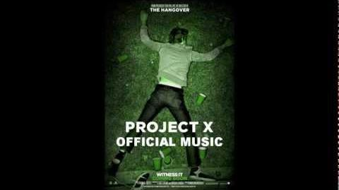 Project X -- official Soundtrack HQ HD -- Kid Cudi - Pursuit of Happiness (Steve Aoki Remix)