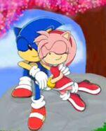 Sonic y Amy (01)