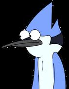 Mordecai boring vector by kol98-d62c0ri