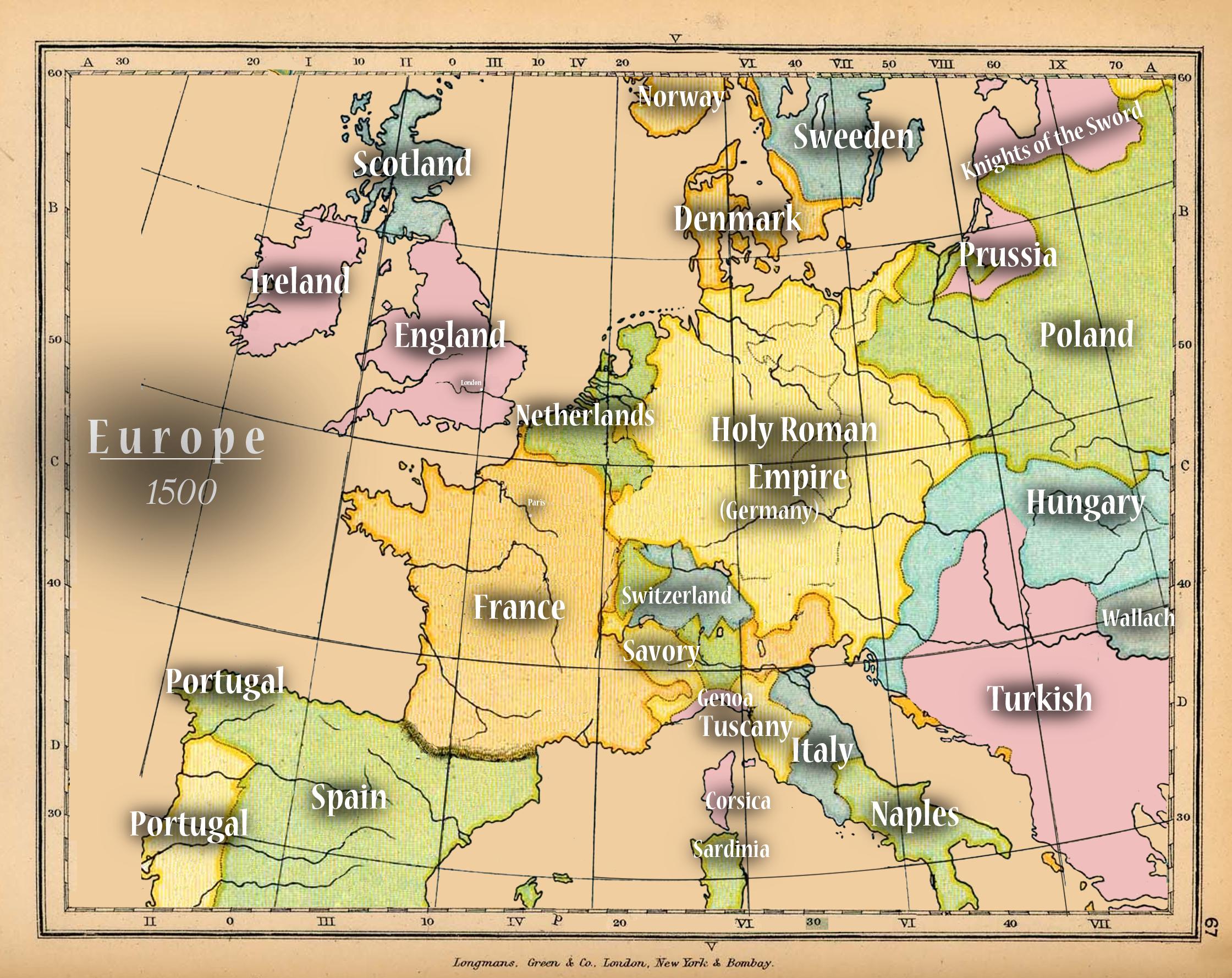 Europe Reign Wiki Fandom