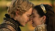 Prince of Blood 39 - Mary Stuart n King Francis