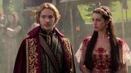 Coronation - 9 Mary Stuart n King Francis