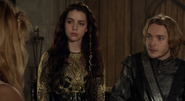 Monsters - 28 Mary Stuart n Francis