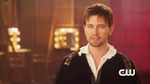 Reign - Torrance Coombs Interview