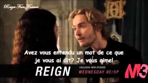"""Reign 1x08 Promo Canadienne VOSTFR """"Fated"""""""