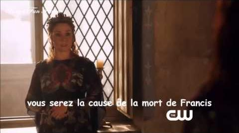 """Reign 1x08 Promo VOSTFR """"Fated"""" HD"""