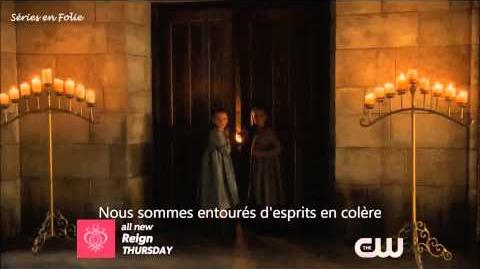 """Reign 2x04 """"The Lamb & the Slaughter"""" Promo VOSTFR (HD)"""