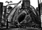 Reign of fire sketch
