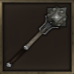 Iron Star Mace