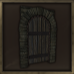 Reinforced Wood (Iron) Door
