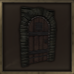 Reinforced Wood (Steel) Door