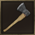 Steel Wood Cutters Axe