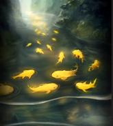 Delicious Golden Fish