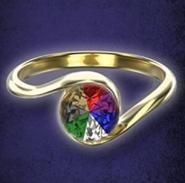 Seven Luminaries Ring
