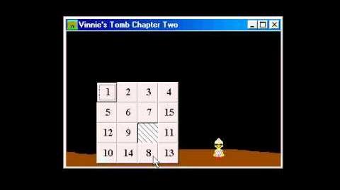 LPS - Vinnie's Tomb 2 Part 2 SLIDING PUZZLES UGUU~