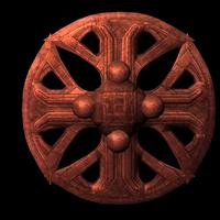 Goron Shield Relics Of Hyrule Wikia Fandom