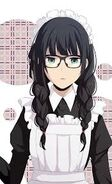 Chizuru Hishiro maid discussion143