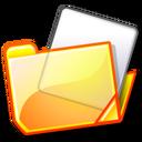 Nuvola filesystems folder yellow