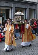 Reliekschrijn Sint Donatius; Brugge