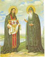 Antony and feodosy