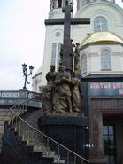 COB statue tzar family