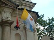 Flag Benedictus 16
