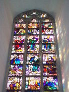 Zwolle Basiliek Raam
