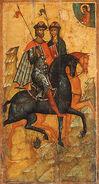 Borisgleb riding