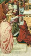 Calixtus III - Enea Piccolomini - Pituricchio