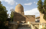 Hamadan - Mausoleum of Esther and Mordechai