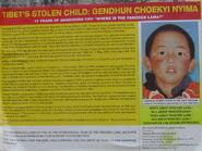 Save the Panchen-lama