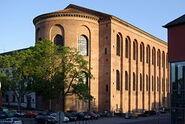 Trier Konstantinbasilika BW 1