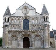 PoitiersEglise Notre Dame