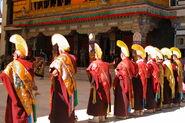 Shigatse Monks, Tibet