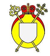 Wapen van een Byzantijns patriarch