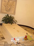 Ioannes Paulus PPII tomb