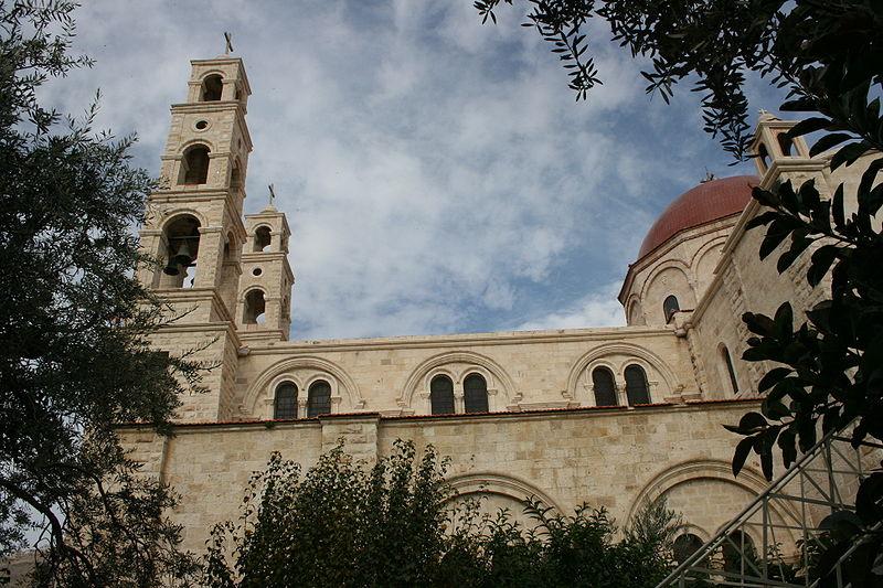 Jacob's Well (Nablus, West Bank)