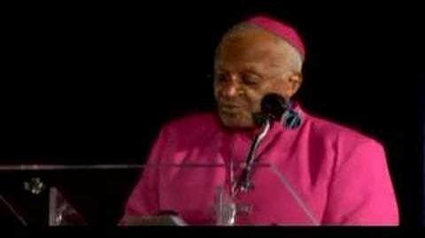 Desmond Tutu @ Grace