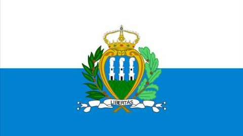 National Anthem of San Marino (Vocal)