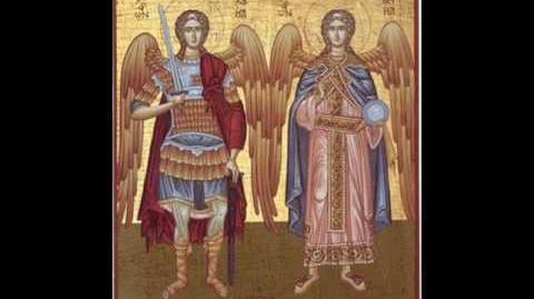 SEM - Apolytikion of the Archangels Michael and Gabriel in arabic