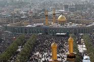 Kerbela Hussein Moschee